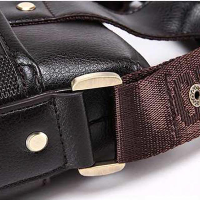 ビジネスバッグ メンズ ブラウン メンズのバッグ(ビジネスバッグ)の商品写真