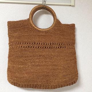ムジルシリョウヒン(MUJI (無印良品))の無印良品 籠バッグ