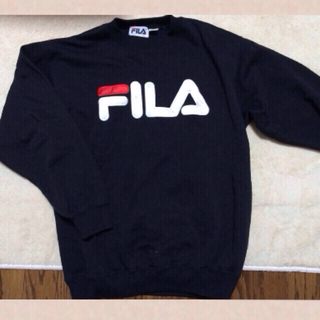 フィラ(FILA)の【IrSyr様専用】FILA トレーナー(トレーナー/スウェット)