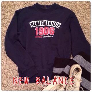 ニューバランス(New Balance)のニューバランス*トレーナー(トレーナー/スウェット)