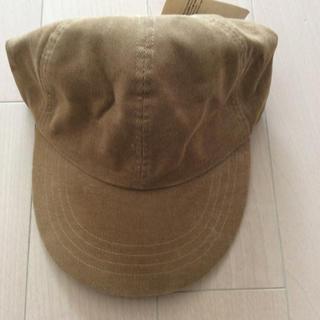 ムジルシリョウヒン(MUJI (無印良品))の無印良品 コーデュロイキャップ