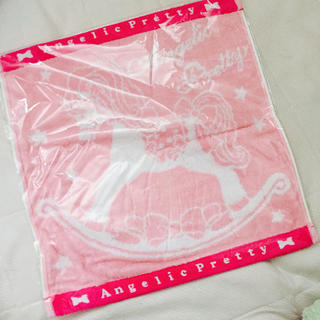 アンジェリックプリティー(Angelic Pretty)のアンプリ★ポニー柄タオル(その他)
