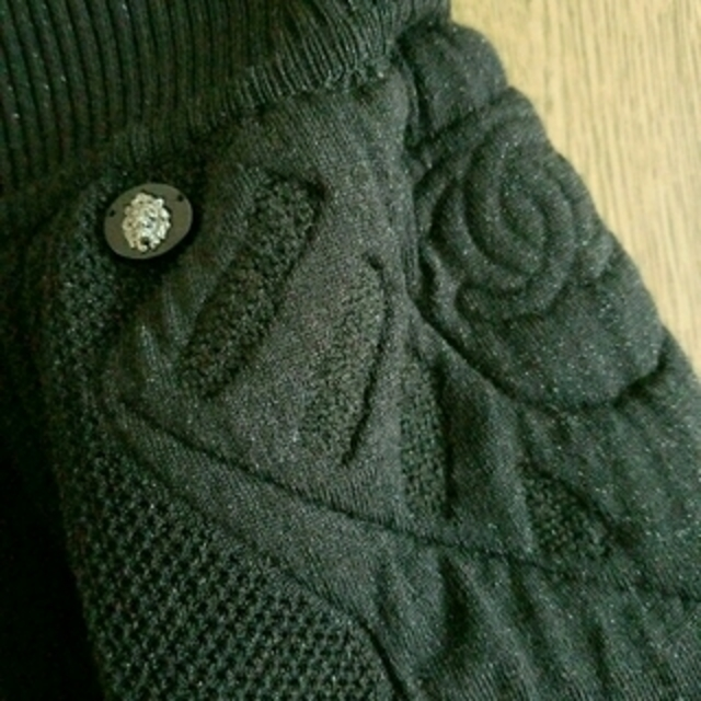 CHANEL(シャネル)の本日限定価格✨CHANEL♡ブラックスカート レディースのスカート(ひざ丈スカート)の商品写真