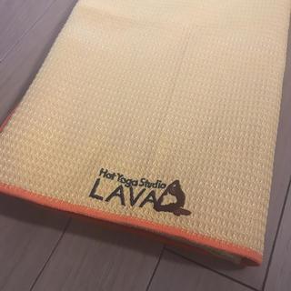 LAVA ラグ オレンジ(ヨガ)