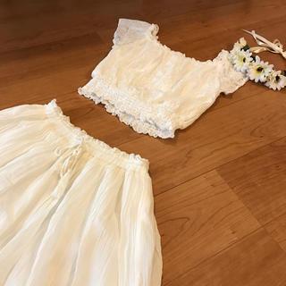 グレイル(GRL)のマタニティフォト♡衣装(マタニティウェア)