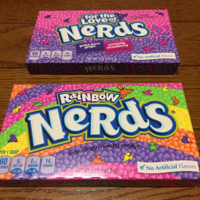 nerds アメリカお菓子の通販 by sky shop ラクマ