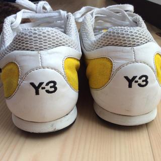 ワイスリー(Y-3)のY-3 YOHJI YAMAMOTO スニーカー(スニーカー)