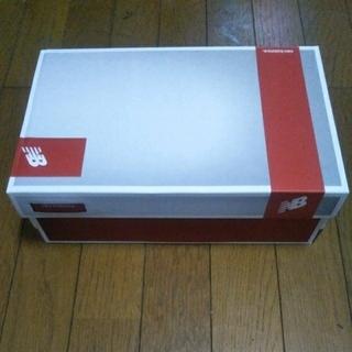 ニューバランス(New Balance)の値下げ中❤ニューバランス箱25㌢ですがメンズ靴サイズと同じ大きさ 空き箱1つ(その他)