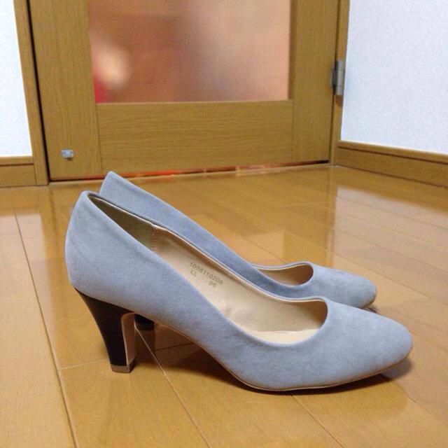 MAJESTIC LEGON(マジェスティックレゴン)の値下げ!新品未使用パンプス レディースの靴/シューズ(ハイヒール/パンプス)の商品写真
