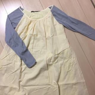 ハコ(haco!)の売り切りsale‼︎妊婦さんにもオススメ♡春色ワンピース♡(マタニティワンピース)