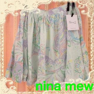 ニーナミュウ(Nina mew)のNina mew♡スカート(ひざ丈スカート)