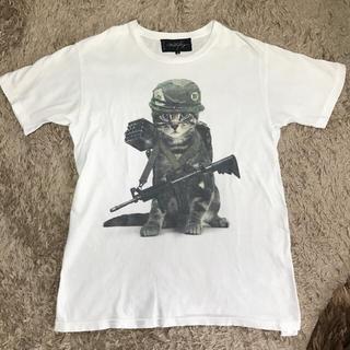 ミルクボーイ(MILKBOY)のミルクボーイ 猫 Tシャツ(Tシャツ/カットソー(半袖/袖なし))