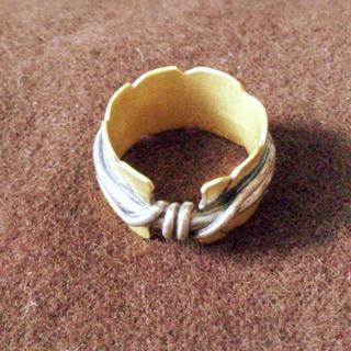 マウジー(moussy)のフェザーモチーフリング(リング(指輪))
