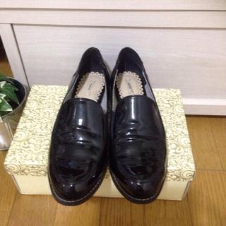 ランダ(RANDA)のRANDA シューズ(ローファー/革靴)