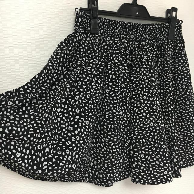 LOWRYS FARM(ローリーズファーム)のローリーズファーム レオパード柄スカート レディースのスカート(ミニスカート)の商品写真