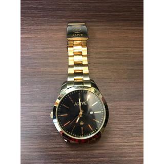 アライブアスレティックス(Alive Athletics)のアライブ 腕時計 ストリート ALIVE アライブアスレチック(腕時計(アナログ))