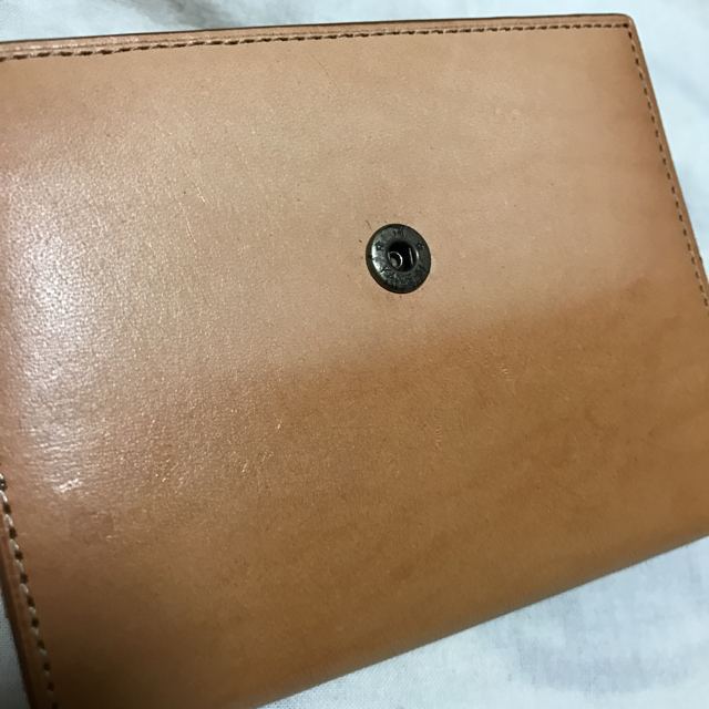 MUJI (無印良品)(ムジルシリョウヒン)の無印良品 がま口財布 レディースのファッション小物(財布)の商品写真