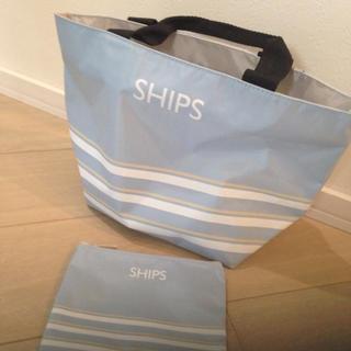 シップス(SHIPS)の新品 SHIPS ランチトート(弁当用品)