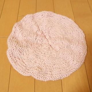 セシルマクビー(CECIL McBEE)の☆新品☆セシルマクビーニットベレー帽☆(ハンチング/ベレー帽)