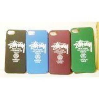 ステューシー(STUSSY)のstussy iPhone7 360度フルカバーケース  マット仕上(iPhoneケース)