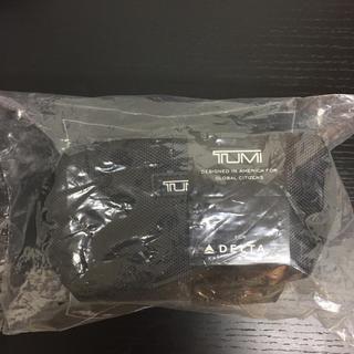 トゥミ(TUMI)の新品♡TUMI  トゥミ  デルタ  アメニティ(旅行用品)