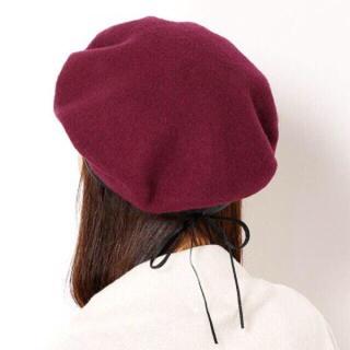 アースミュージックアンドエコロジー(earth music & ecology)のearthearthmusicecology ベレー帽(ハンチング/ベレー帽)