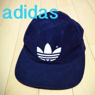 アディダス(adidas)のadidas★キャップ(ニット帽/ビーニー)
