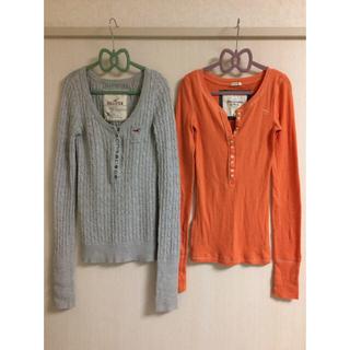 アバクロンビーアンドフィッチ(Abercrombie&Fitch)のアバクロ✩ロンT✩レディース(Tシャツ/カットソー(七分/長袖))