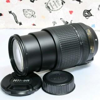ニコン(Nikon)の⭐超万能レンズ⭐️AF-S NIKKOR 18-140mm ED VR(レンズ(ズーム))