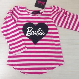 バービー(Barbie)のバービー  新品  90(Tシャツ/カットソー)
