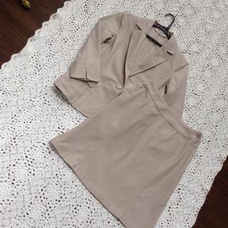 ナチュラルビューティーベーシック(NATURAL BEAUTY BASIC)のナチュラルビューティー上品美ラインスーツ(スーツ)