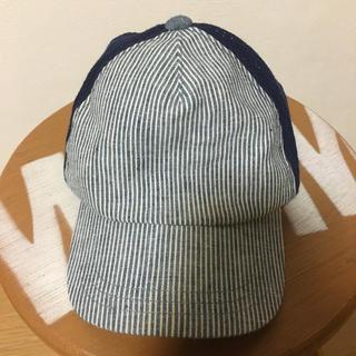 ムジルシリョウヒン(MUJI (無印良品))のkids帽子(帽子)