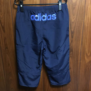 アディダス(adidas)のadidas アディダス 男女兼用 Lサイズ ダグ付き新品•未使用品シャカズボン(ショートパンツ)