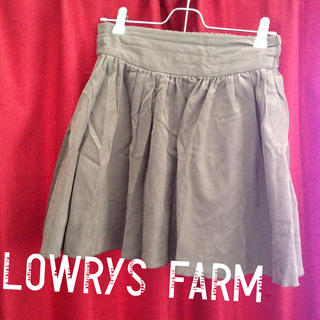 ローリーズファーム(LOWRYS FARM)のスカート / LOWRYS FARM(ミニスカート)