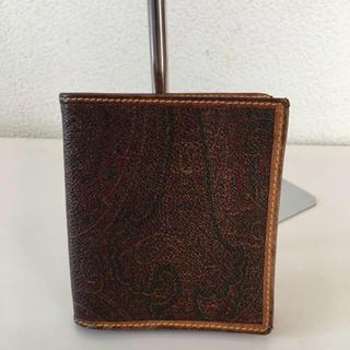 エトロ(ETRO)のエトロ 二つ折り財布(折り財布)