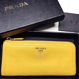 プラダ(PRADA)のPRADA 長財布 専用 箱付き(財布)