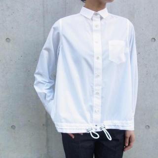 サカイラック(sacai luck)のsacai luck  サカイラック 裾絞りシャツ(シャツ/ブラウス(長袖/七分))