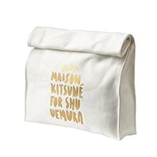 メゾンキツネ(MAISON KITSUNE')の【非売品】サンドイッチバッグ(クラッチバッグ)