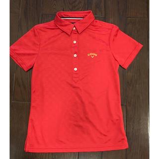 キャロウェイゴルフ(Callaway Golf)のCallaway ゴルフシャツ(Tシャツ(半袖/袖なし))