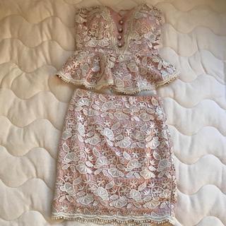 Robe de FllEURS セット ドレス(ナイトドレス)