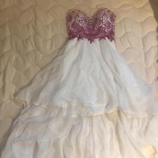 IRMA 前ミニ ドレス(ナイトドレス)