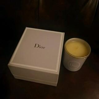 クリスチャンディオール(Christian Dior)の【新品 限定】Dior キャンドル ディオール(キャンドル)