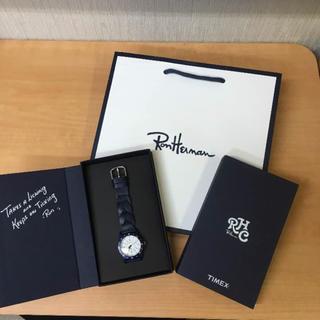ロンハーマン(Ron Herman)のロンハーマン ✖︎ タイメックス 腕時計 RHC(腕時計(アナログ))