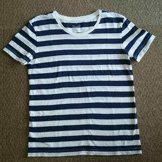 ムジルシリョウヒン(MUJI (無印良品))の無印良品 Tシャツ GU.UNIQLO.ZARA.しまむら.H&M.ローリーズ(Tシャツ(半袖/袖なし))