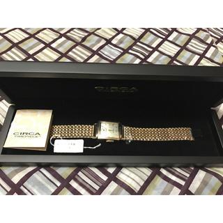 サーカ(CIRCA)のCIRCA 時計美品(腕時計)