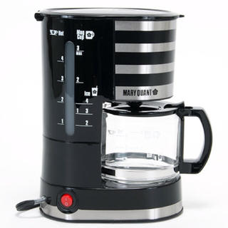 マリークワント(MARY QUANT)のMARY QUANT コーヒーメーカー(コーヒーメーカー)