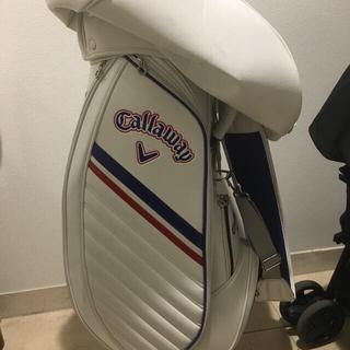 キャロウェイゴルフ(Callaway Golf)のレディース ゴルフクラブセット キャロウェイ ツアーステージ キャディバッグ(クラブ)