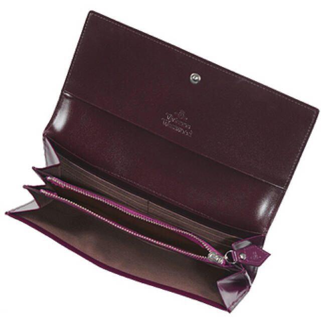 Vivienne Westwood(ヴィヴィアンウエストウッド)の新品!ヴィヴィアンウエストウッドの長財布 レディースのファッション小物(財布)の商品写真