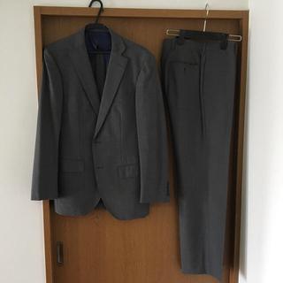 オリヒカ(ORIHICA)の値下げ メンズスーツ グレー‼️(セットアップ)