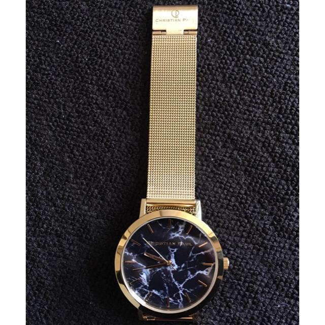 クリスチャンポール 43mm BRIGHTON メンズの時計(腕時計(アナログ))の商品写真